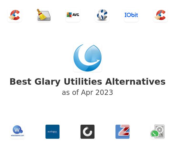 Best Glary Utilities Alternatives