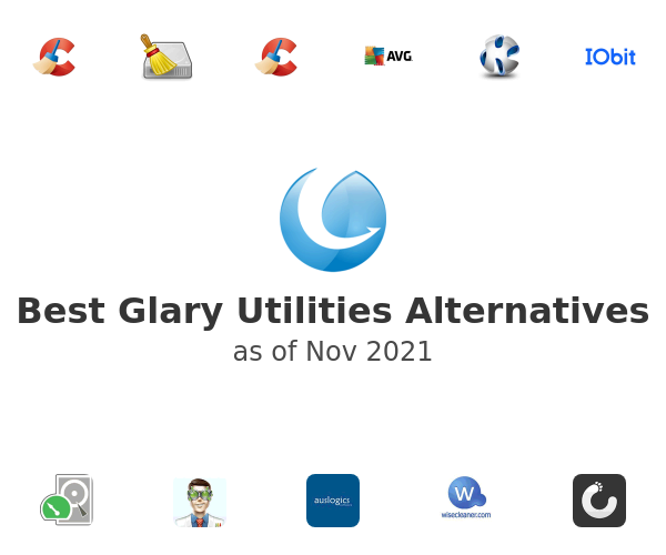 Best Glary Utilities Alternatives