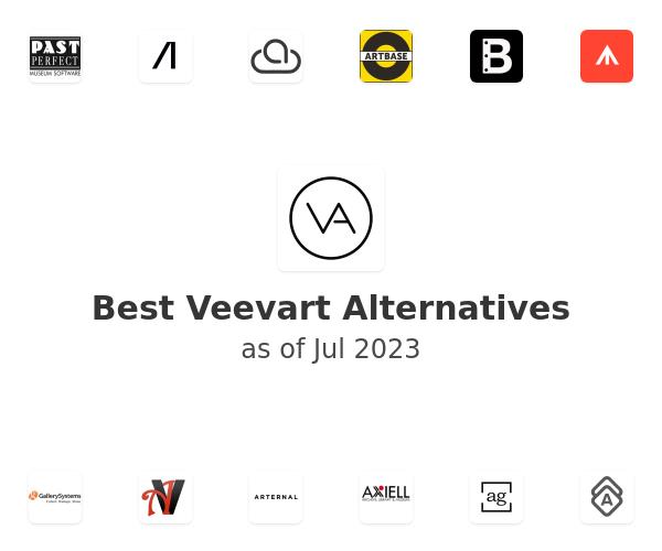 Best Veevart Alternatives