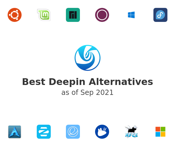 Best Deepin Alternatives