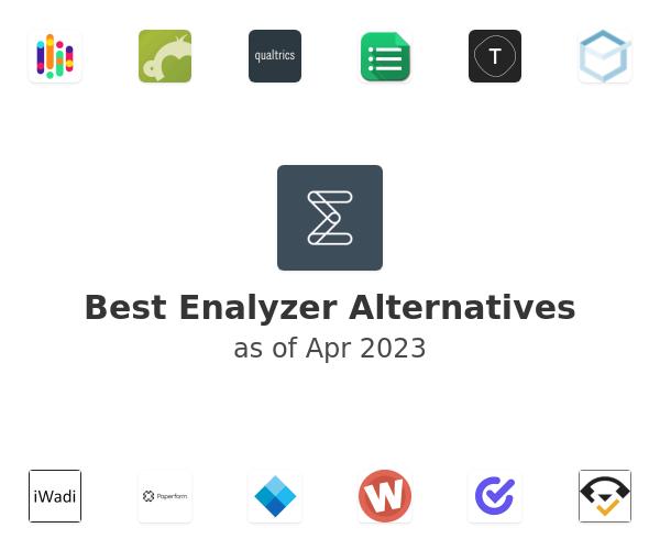 Best Enalyzer Alternatives