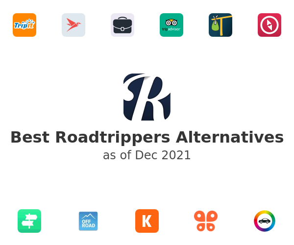 Best Roadtrippers Alternatives