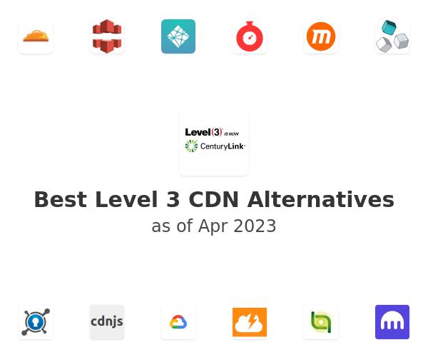 Best Level 3 CDN Alternatives