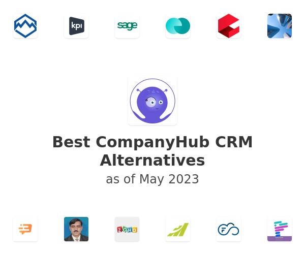 Best CompanyHub CRM Alternatives