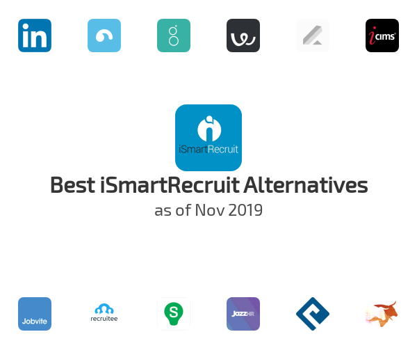 Best iSmartRecruit Alternatives