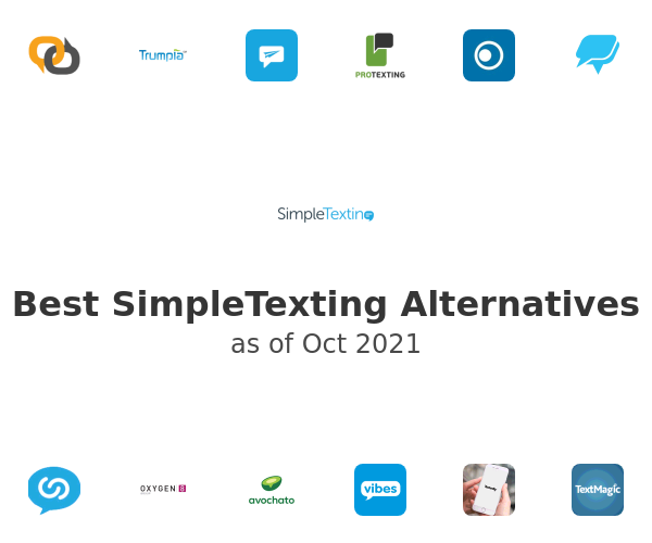 Best SimpleTexting Alternatives