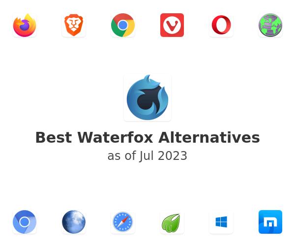 Best Waterfox Alternatives