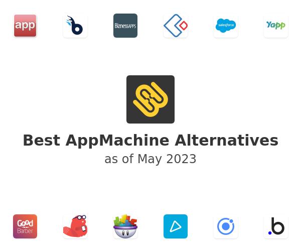 Best AppMachine Alternatives