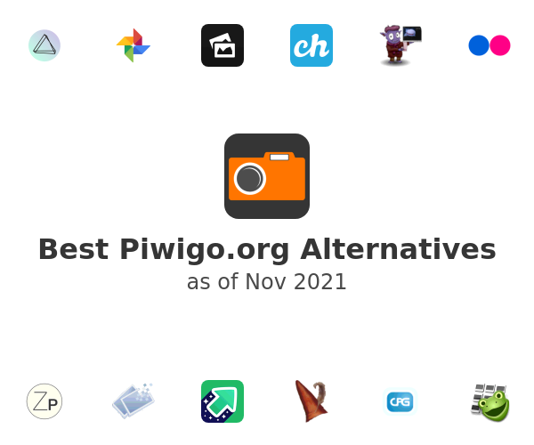 Best Piwigo.org Alternatives