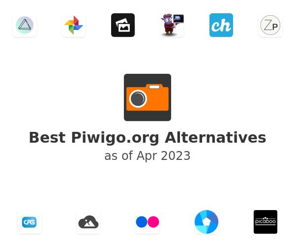 Best Piwigo.org Alternatives
