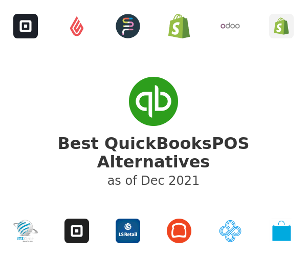 Best QuickBooksPOS Alternatives