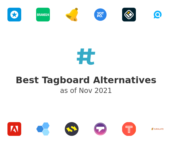 Best Tagboard Alternatives