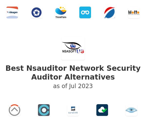Best Nsauditor Network Security Auditor Alternatives