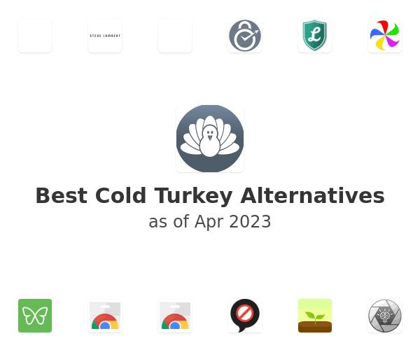 Best Cold Turkey Alternatives