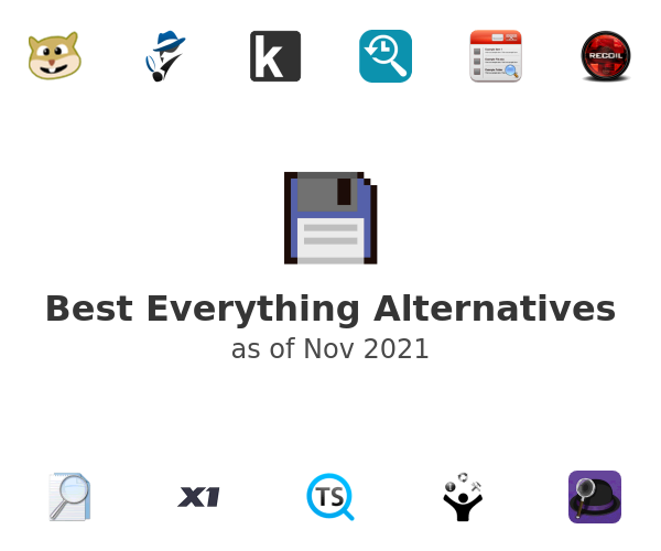 Best Everything Alternatives
