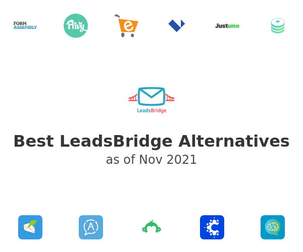 Best LeadsBridge Alternatives