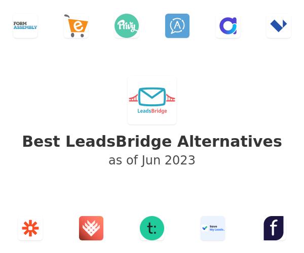 Best LeadsBridge Alternatives