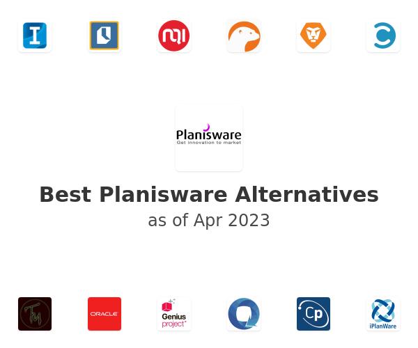 Best Planisware Alternatives