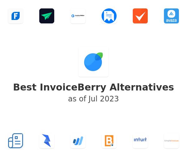 Best InvoiceBerry Alternatives