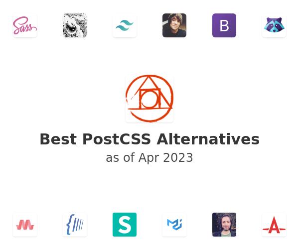 Best PostCSS Alternatives