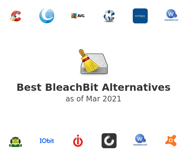 Best BleachBit Alternatives