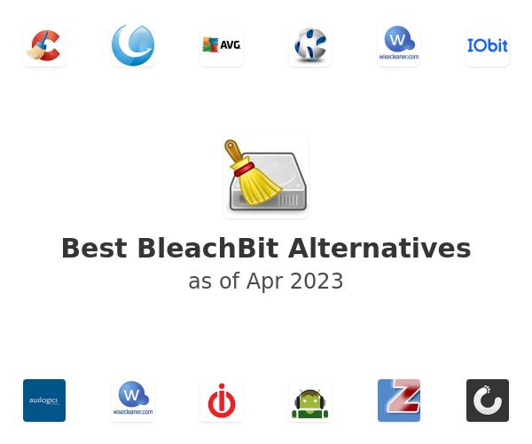 Best BleachBit Alternatives