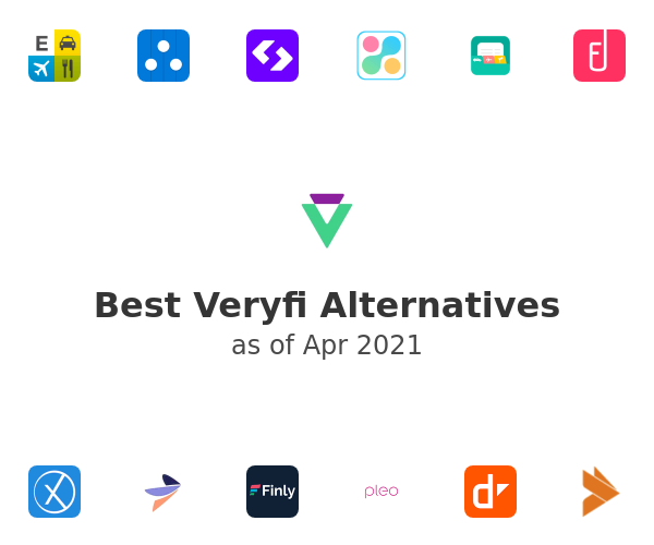 Best Veryfi Alternatives