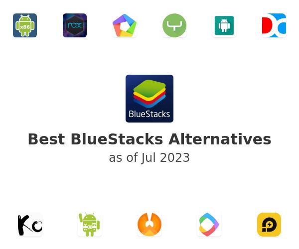 Best BlueStacks Alternatives