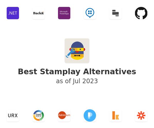 Best Stamplay Alternatives