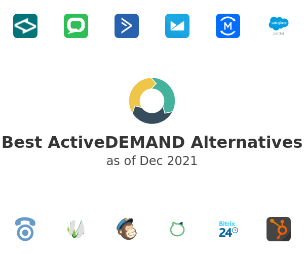 Best ActiveDEMAND Alternatives