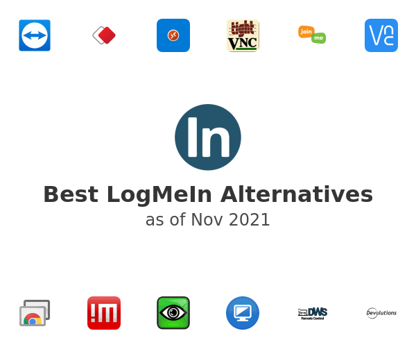 Best LogMeIn Alternatives