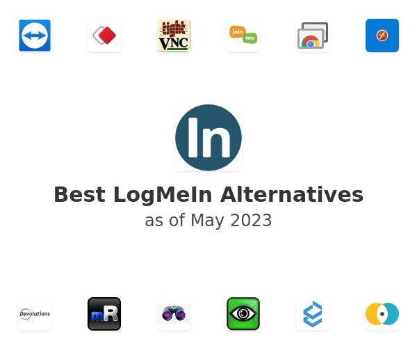 Best LogMeIn Alternatives