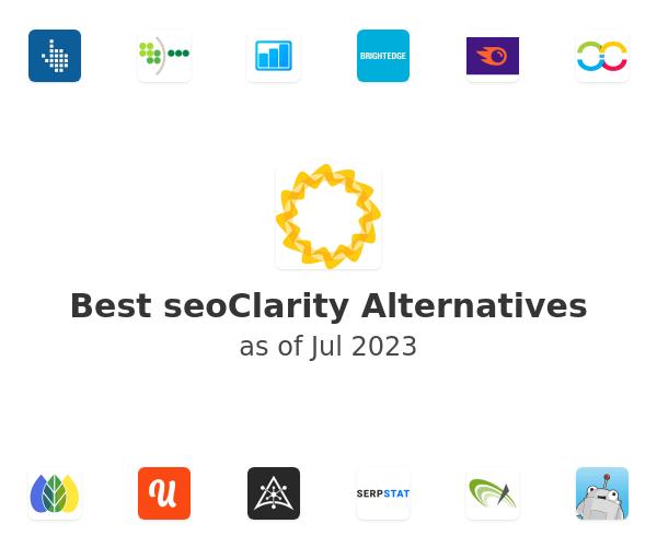 Best seoClarity Alternatives