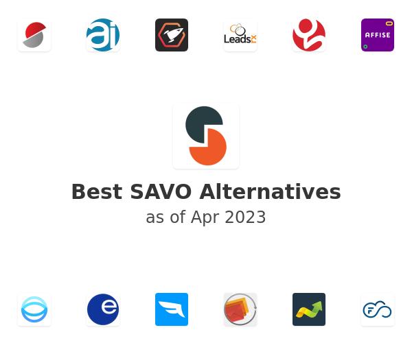 Best SAVO Alternatives
