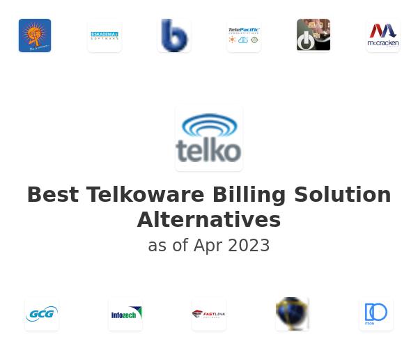 Best Telkoware Billing Solution Alternatives