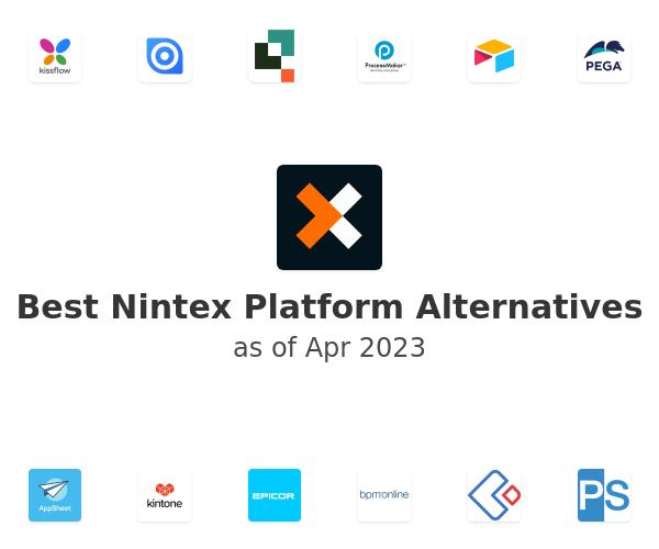 Best Nintex Platform Alternatives