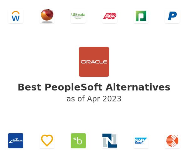 Best PeopleSoft Alternatives