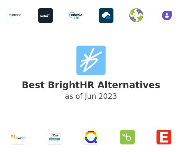 Best BrightHR Alternatives