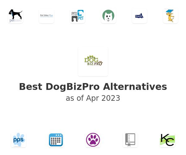 Best DogBizPro Alternatives