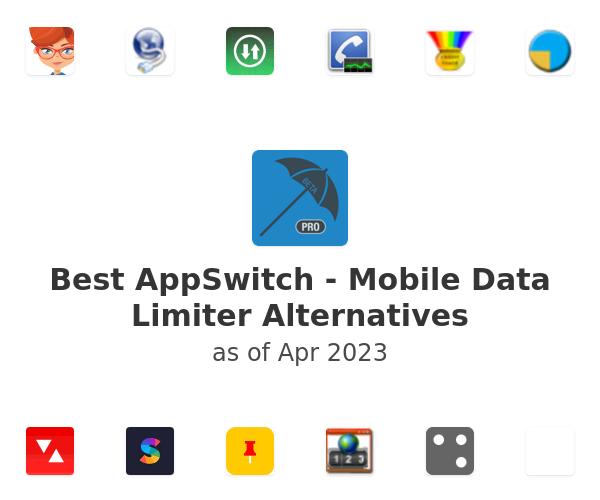 Best AppSwitch - Mobile Data Limiter Alternatives