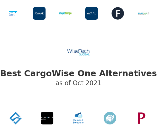 Best CargoWise One Alternatives