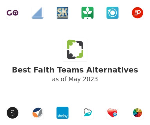 Best Faith Teams Alternatives