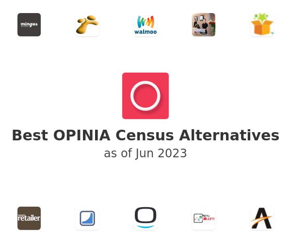 Best OPINIA Census Alternatives
