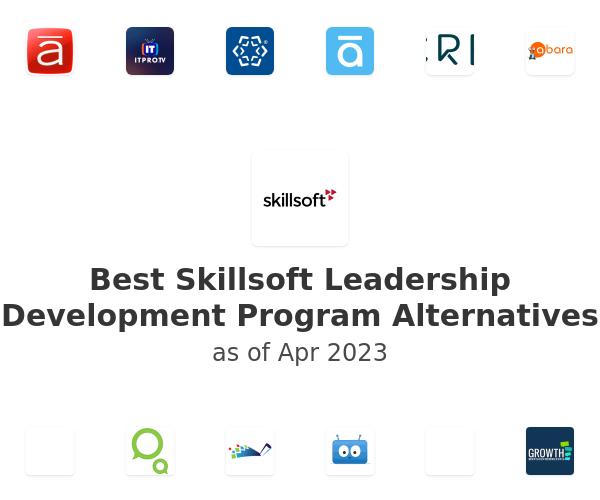 Best Skillsoft Leadership Development Program Alternatives
