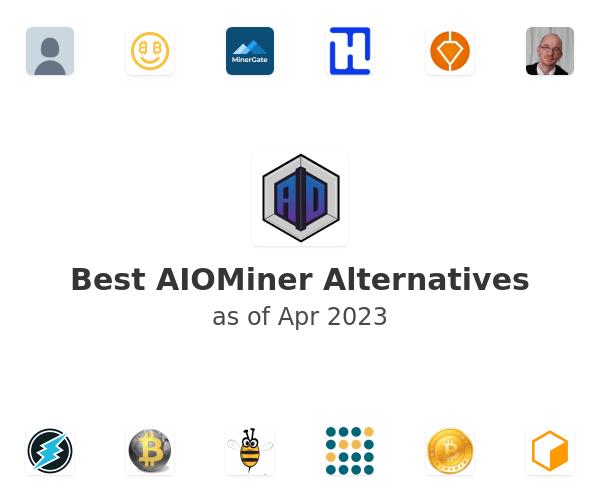 Best AIOMiner Alternatives
