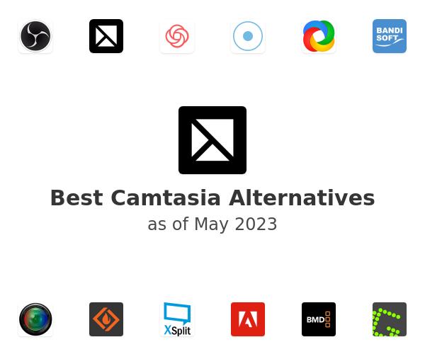 Best Camtasia Alternatives