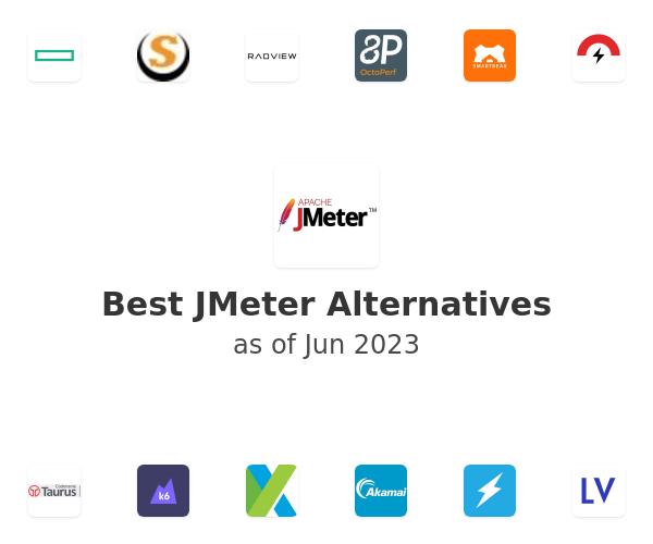 Best JMeter Alternatives