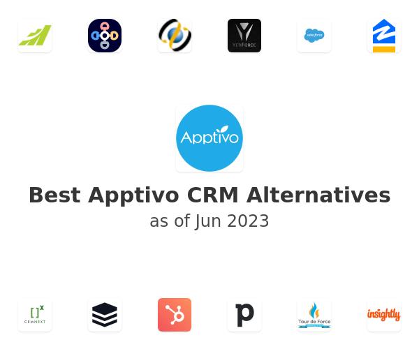 Best Apptivo CRM Alternatives