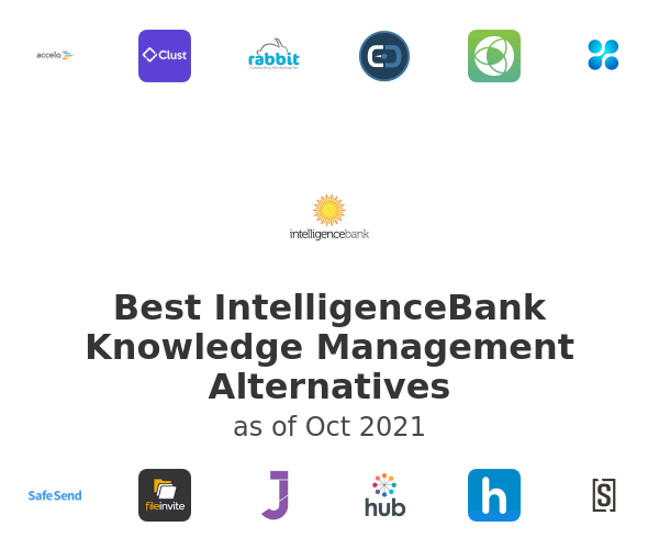 Best IntelligenceBank Knowledge Management Alternatives