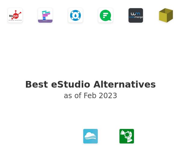 Best eStudio Alternatives
